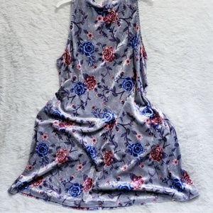 Mudd Velvet Dress